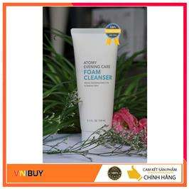 sua-rua-mat-foam-cleanser-atomy-evening-care-han-quoc-150ml